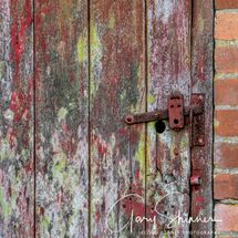 38. Red and rusting