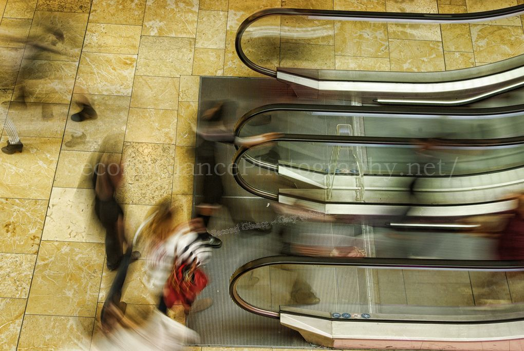 4 The Escalator No.4