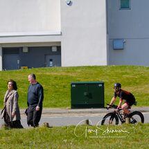 56. Cyclists