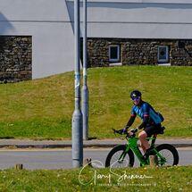 63. Cyclists