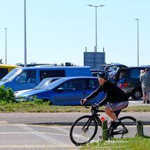 64. Cyclists