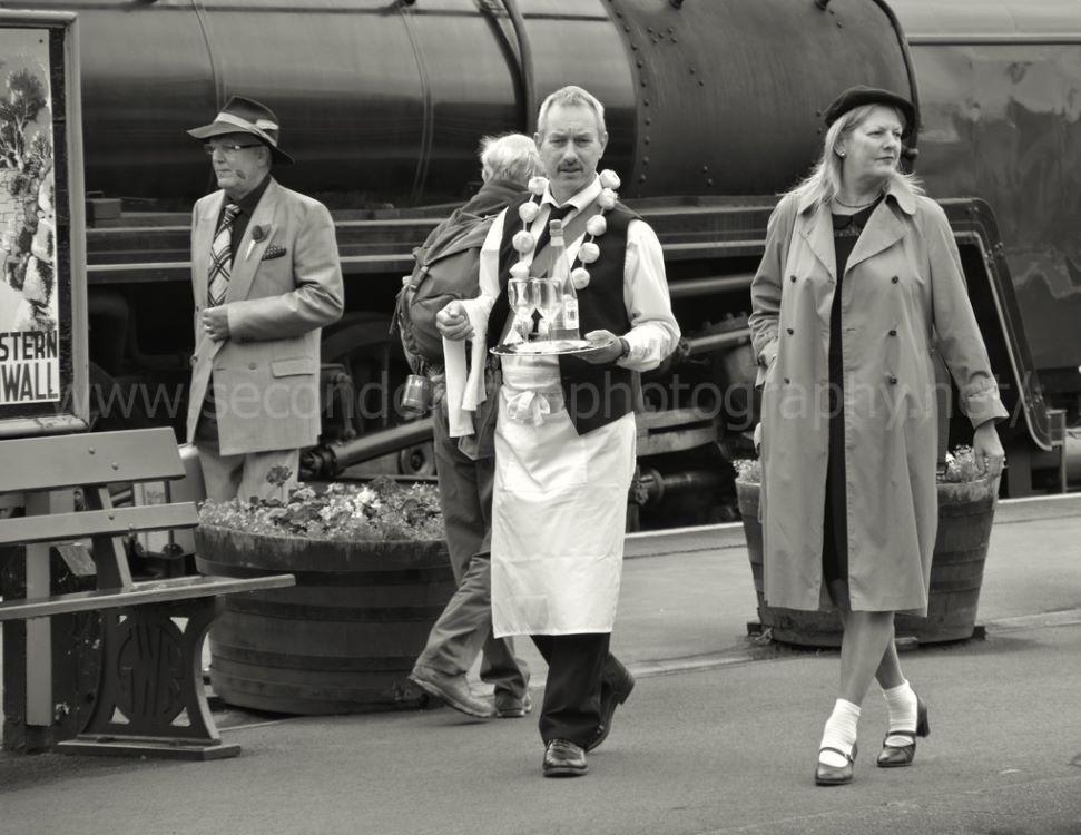 7 Valley Railway 1940's day (5)