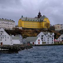 Alusend Port Norway
