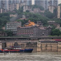 Ancient v industrial Chongqing