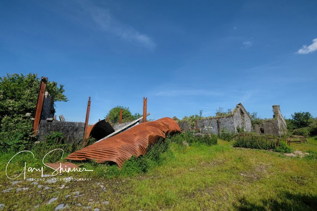 Barn Down