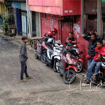 Biker Gang Break in Jarkata