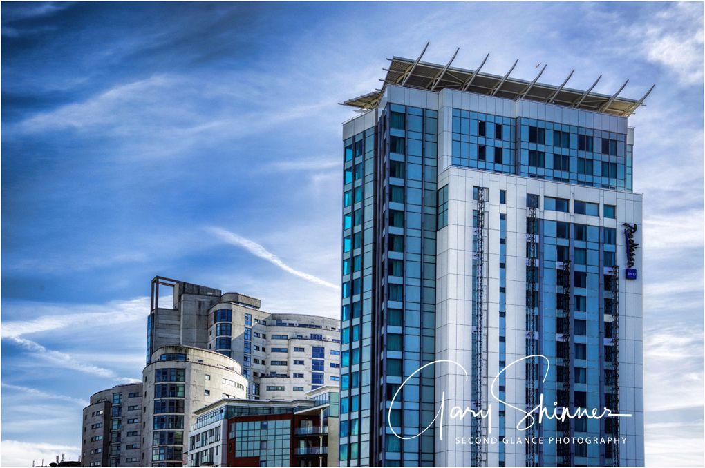 Blue Mood buildings