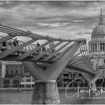 Bridge to the dome