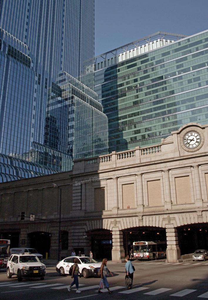 Chicago - Ogilvy Transportation Center