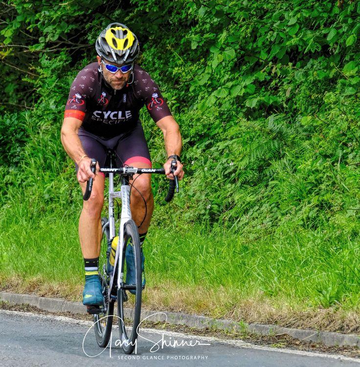 Cyclist (Colour)