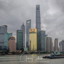 DAY 11 -1 Shanghai, The Bund
