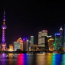 DAY 11 -20 Shanghai, The Bund