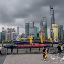 DAY 11 -7 Shanghai, The Bund