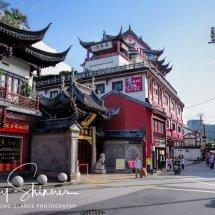 DAY 12 -11 Shanghai - Old Town, Yuyuan Gardens