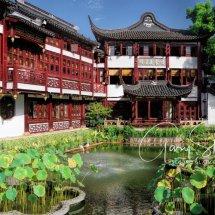 DAY 12 -16 Shanghai - Old Town, Yuyuan Gardens