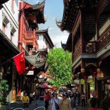 DAY 12 -25 Shanghai - Old Town, Yuyuan Gardens
