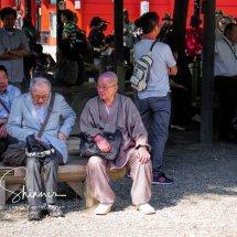 DAY 14 -10 Japan - City Tour, Senso-Ji Temple, Imperial Gardens, Ginza Shopping