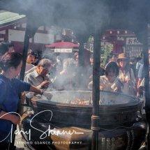 DAY 14 -14 Japan - City Tour, Senso-Ji Temple, Imperial Gardens, Ginza Shopping