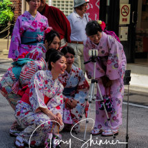 DAY 14 -32 Japan - City Tour, Senso-Ji Temple, Imperial Gardens, Ginza Shopping