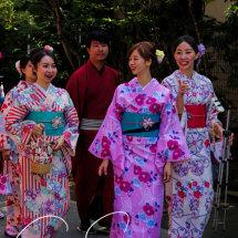 DAY 14 -33 Japan - City Tour, Senso-Ji Temple, Imperial Gardens, Ginza Shopping