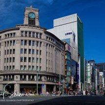 DAY 14 -37 Japan - City Tour, Senso-Ji Temple, Imperial Gardens, Ginza Shopping