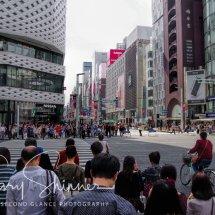 DAY 14 -39 Japan - City Tour, Senso-Ji Temple, Imperial Gardens, Ginza Shopping