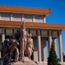 DAY 2 -1 Tiananmen Sq & Forbidden City