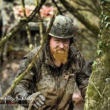 Down in the Mud Bath - colour
