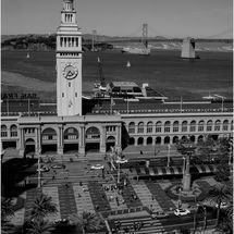 Embarcadero and Ferry Building
