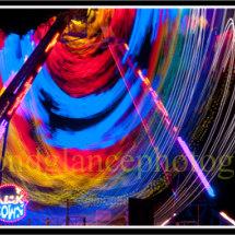 Fairground triptic