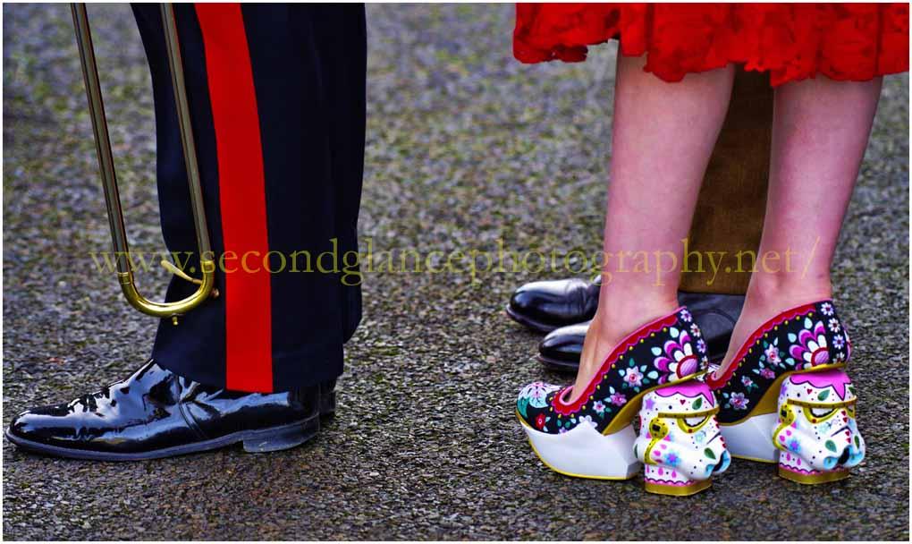 Fashion v Military