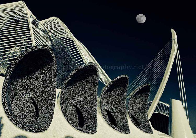 Moon Base Alpha in Mono