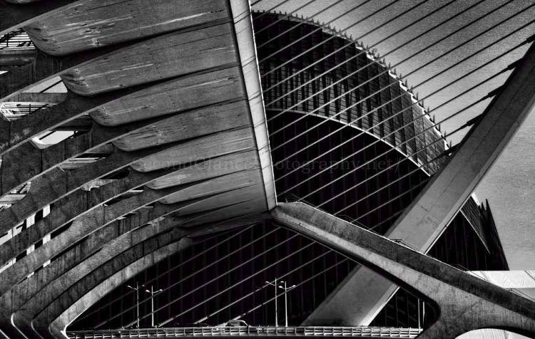 The Mono Harp Bridge