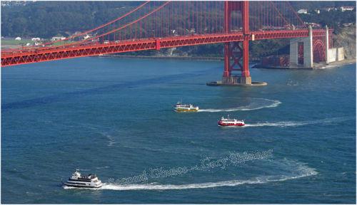 Golden Gate turning point