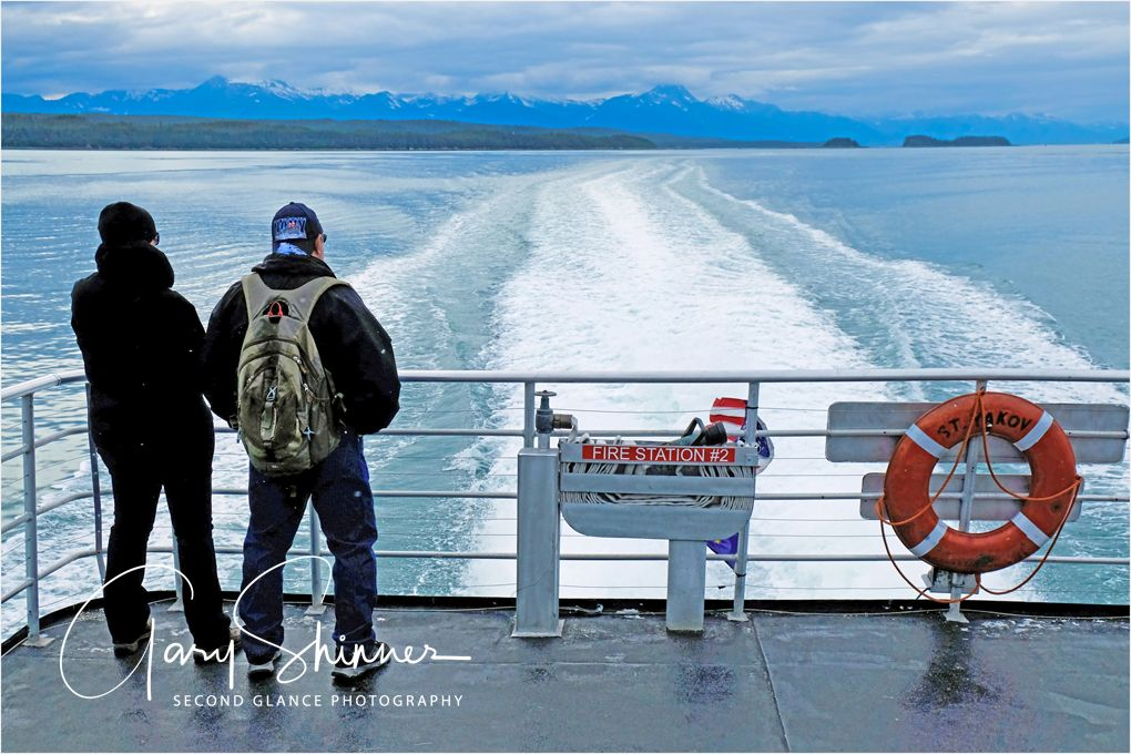 Heading home - Alaska Scene