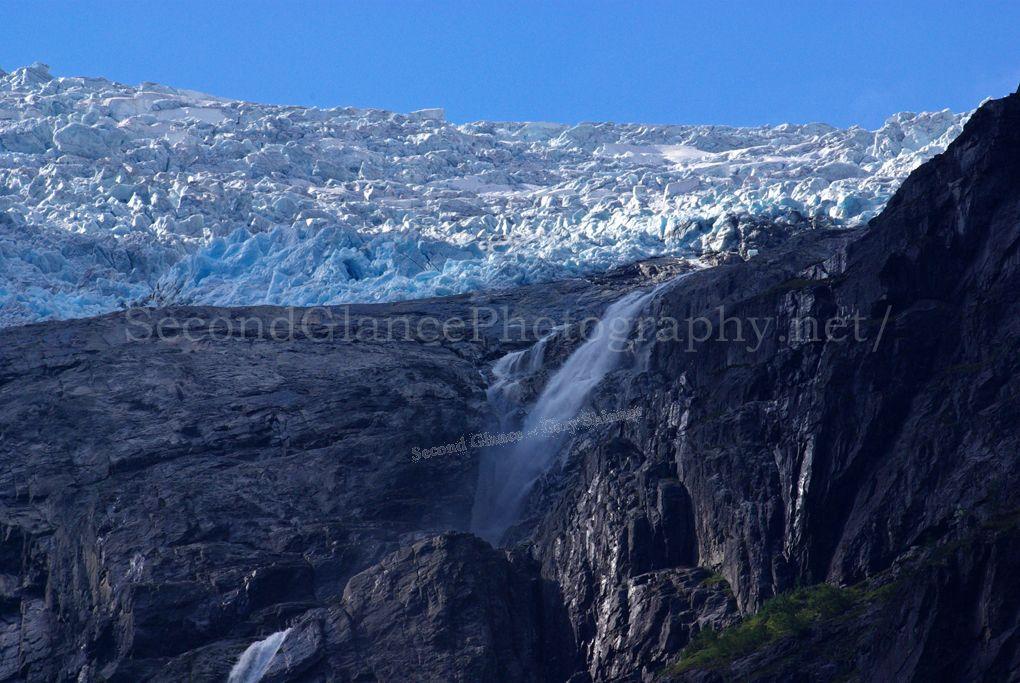 Kjenndalspreen Glacier