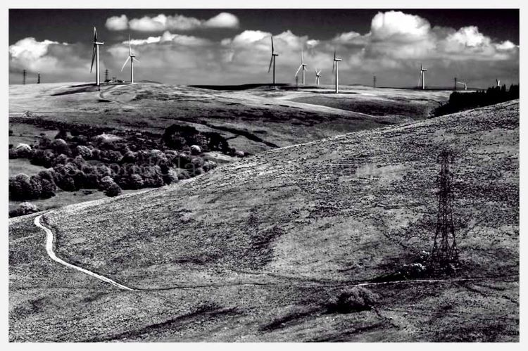Windturbine Valley