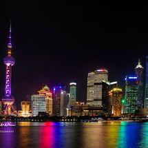I love Shanghai