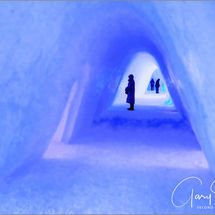 Inside the Ice Hotel