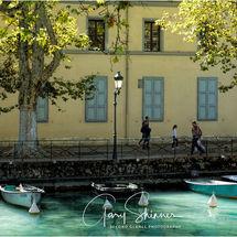 Le Thiou - Annecy
