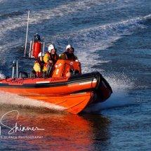 Loughor Life Boat Demo 2017