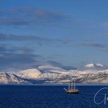 Lofoten - sail past