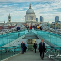 Millennium Bridge London No2