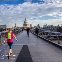 Millennium Bridge London No3