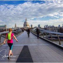 Millennium Bridge London No3