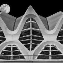 Moon over the ribcage