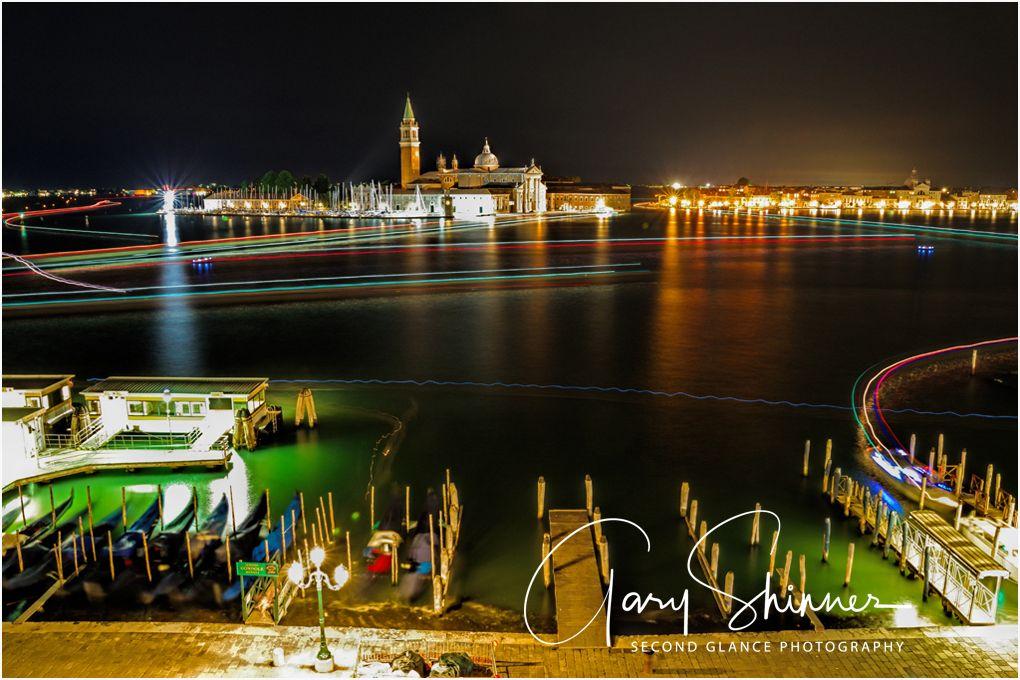 Night Traffic - Venice