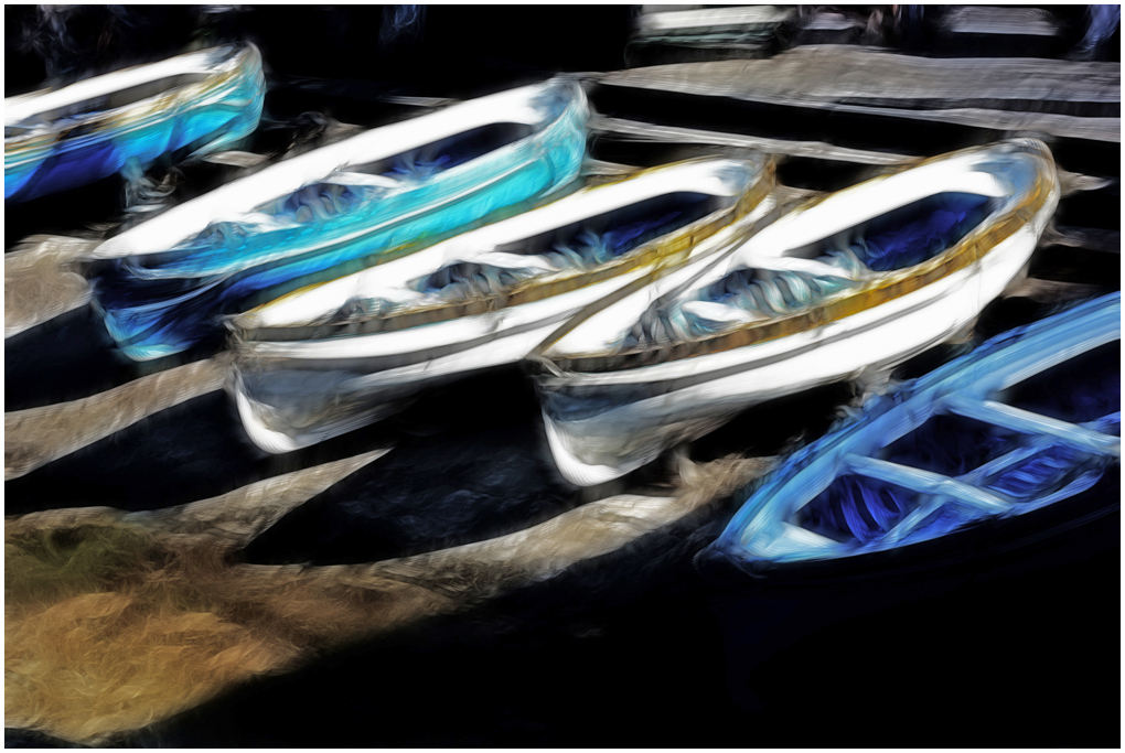 No.20 Italian Row boats