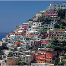 No.13 Colourful Amalfi Coast