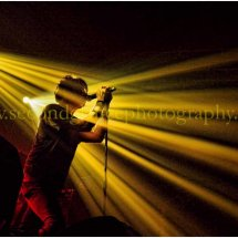 Numan in the spotlight